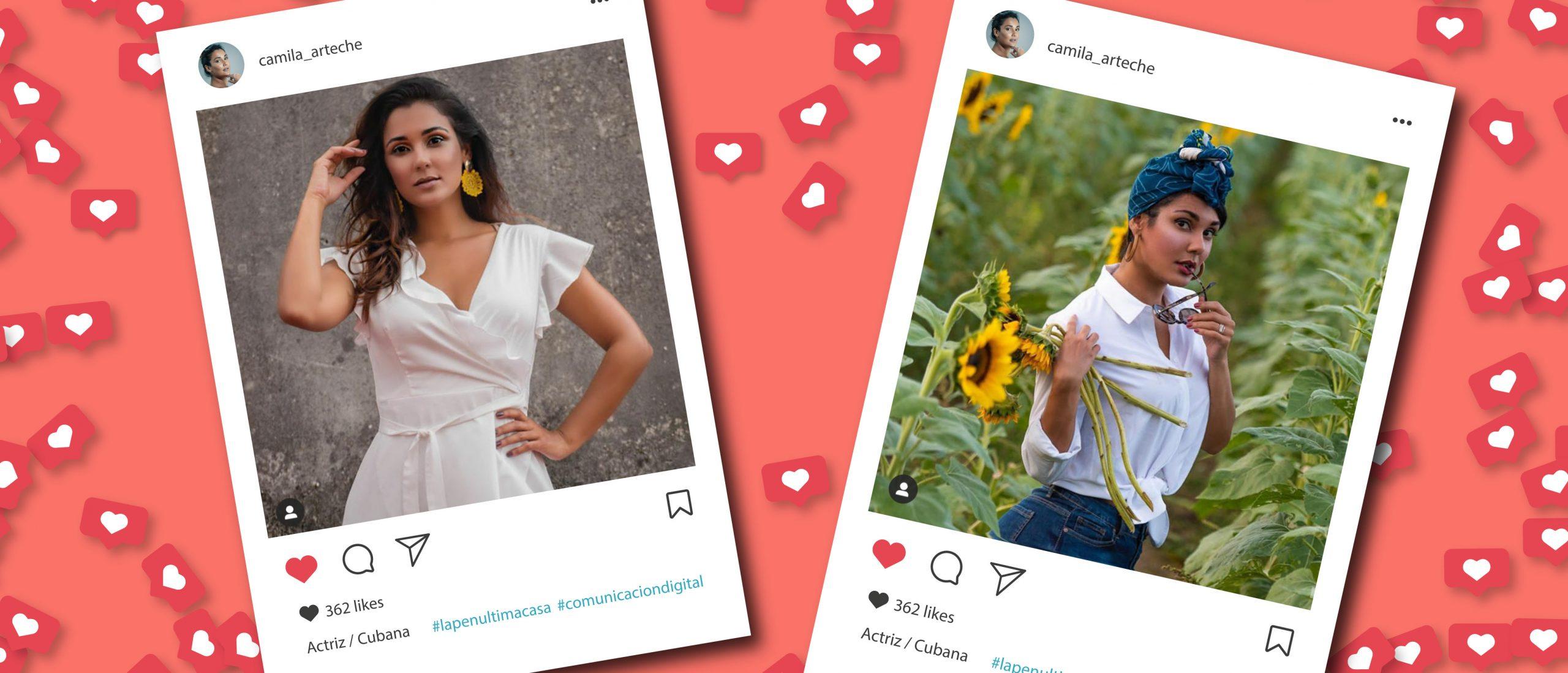Camila Arteche marca personal